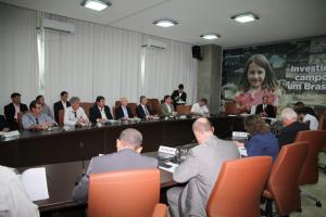 Casul participa da 33ª Reunião Ordinária da Câmara Setorial da Borracha Natural
